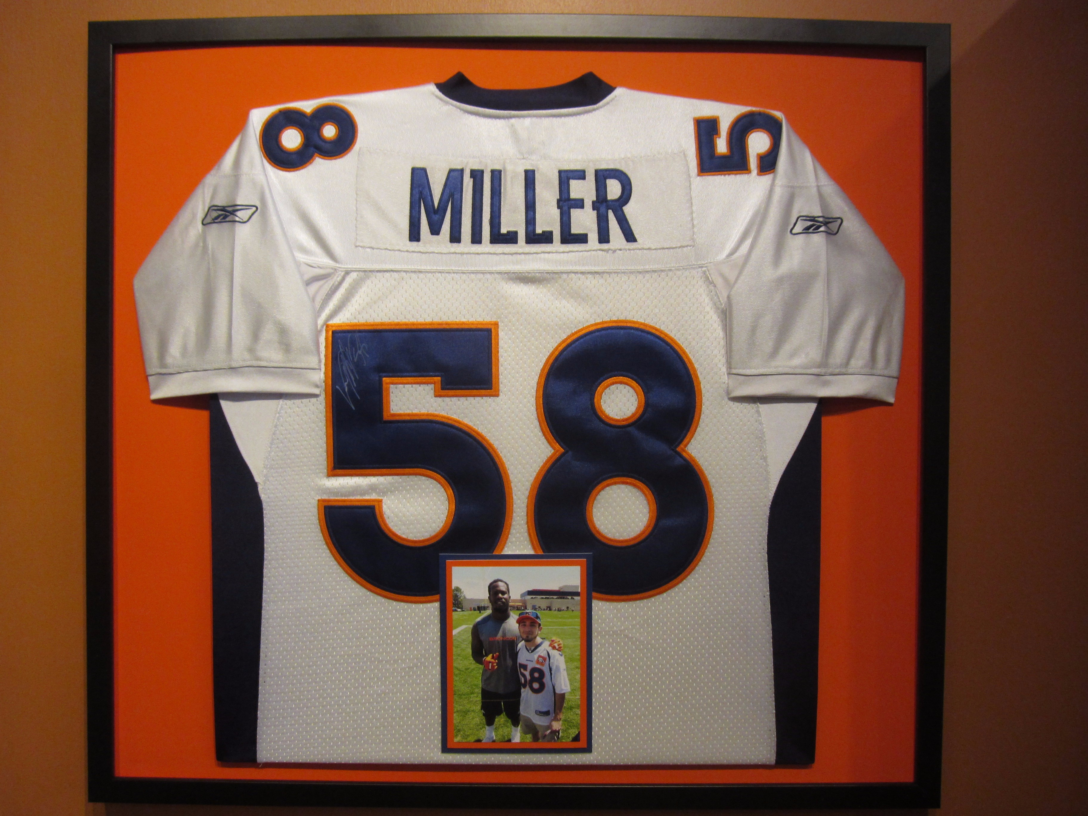 Littleton jerseys framing frame it custom framing littleton co below are just a few examples of sports jerseys that we have framed solutioingenieria Image collections