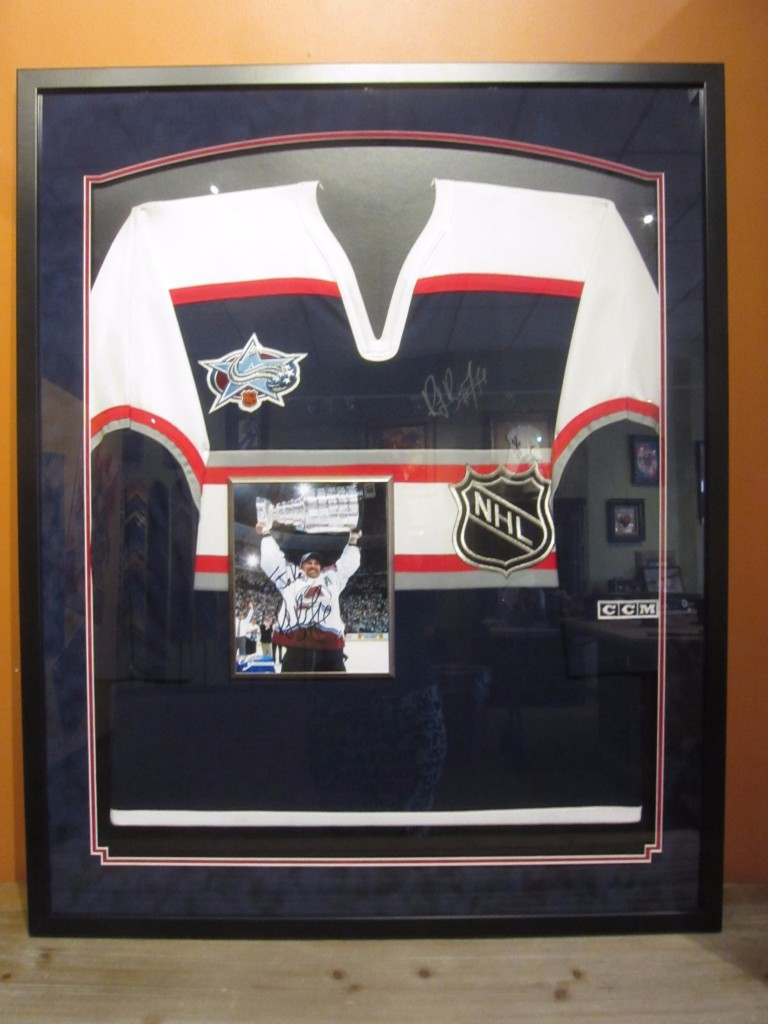 Littleton jerseys framing frame it custom framing littleton co get jeuxipadfo Gallery
