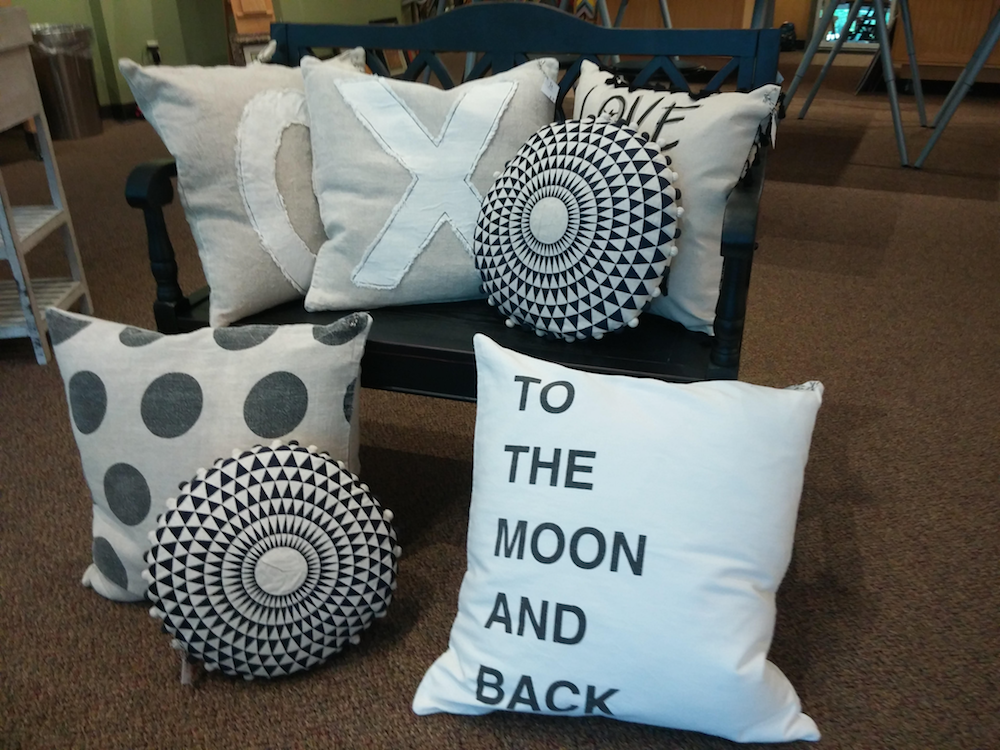 Decorative Pillows at Frame It in Littleton, CO