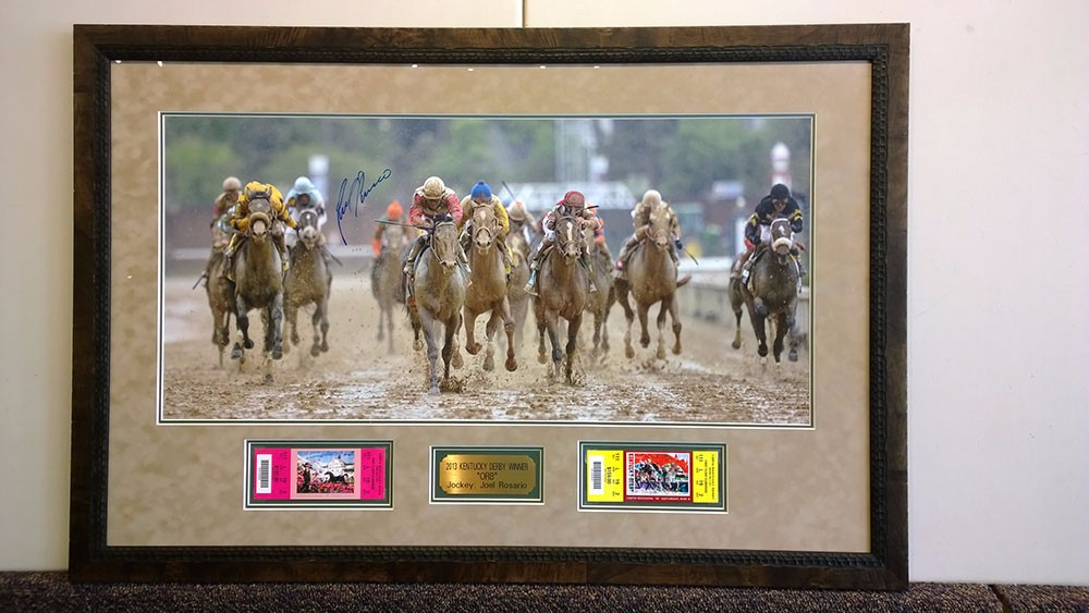 Collections Collage Kentucky Derby